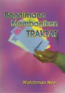 Bagaimana membagikan Traktat