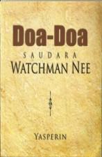 Doa-doa Watchman Nee