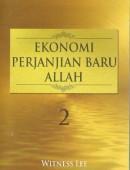 Ekonomi Perjanjian Baru Allah 2