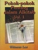 POKOK-POKOK PENTING DALAM ALKITAB 1