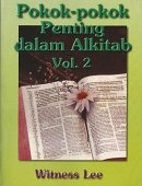 POKOK-POKOK PENTING DALAM ALKITAB 2