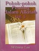POKOK-POKOK PENTING DALAM ALKITAB 5