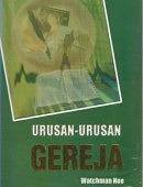 URUSAN-URUSAN GEREJA