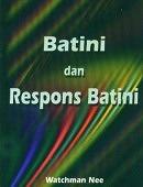 Batini dan Respon Batini