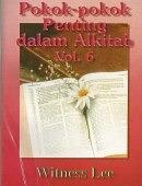 POKOK-POKOK PENTING DALAM ALKITAB 6